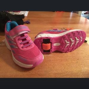 Other - Girls roller sneakers